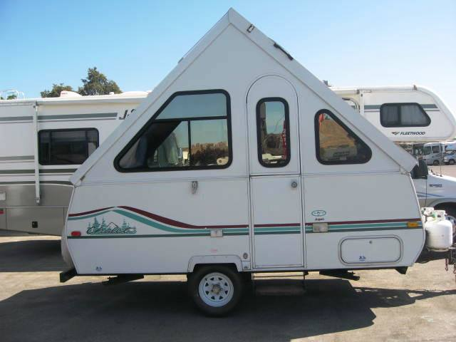 FAMILY RV BLOGGER: 2003 Chalet Aspin A frame camper T5111C