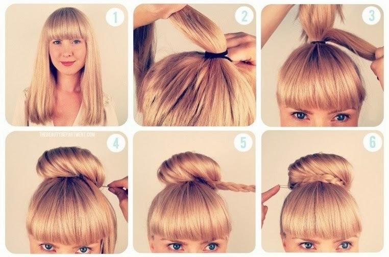 5 Peinados Faciles Y Rapidos Y Bonitos Con Trenzas (P3) YouTube - 5 Peinados Rapidos Y Faciles
