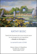 "Exposition ""Balade Bretonne"" à SAINT-JUST (35550)"