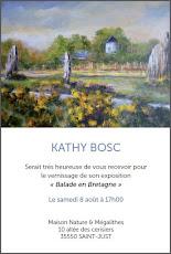 "Exposition ""Balade Bretonne"" à SAINT-JUST (35550)"