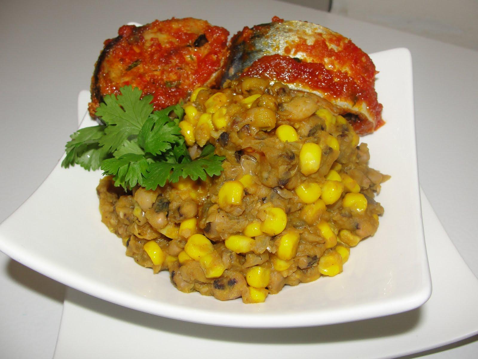 Modern african cuisine adalu for Afrikaans cuisine