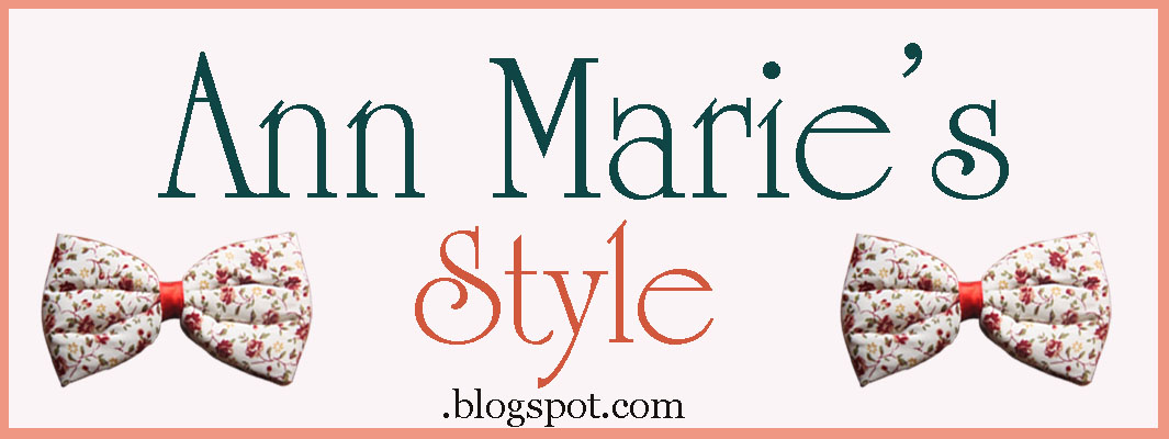 Ann Marie's Style