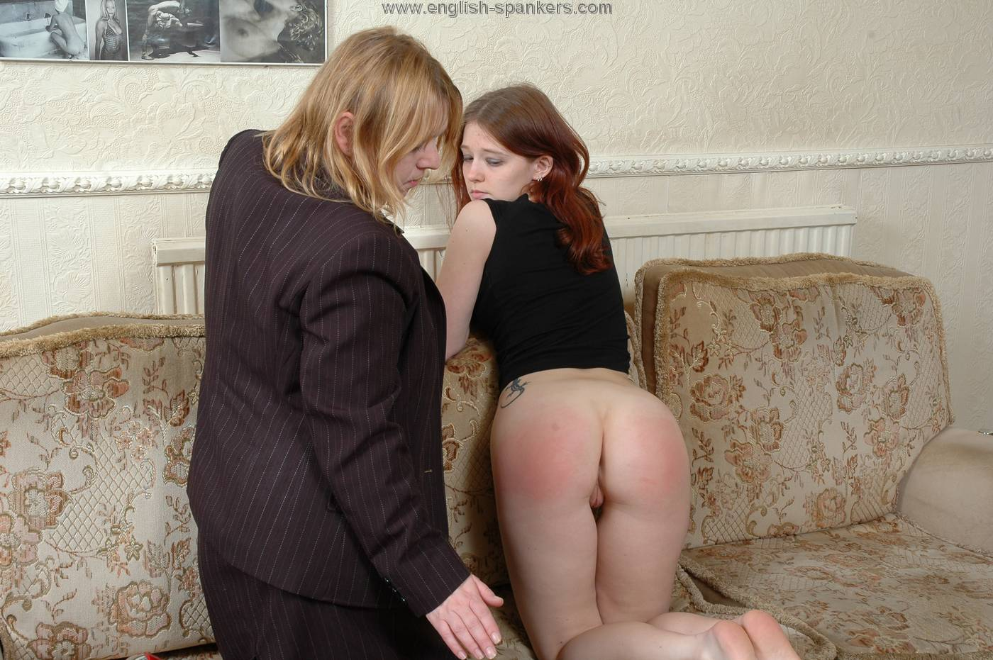 Suggest you Spanked for cash porn all became