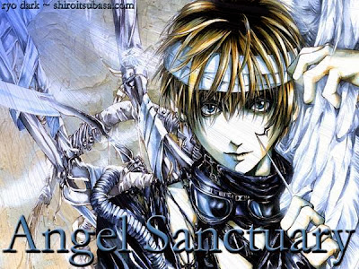 Angel Sanctuary [03/03][50mb][Anime][Jap]