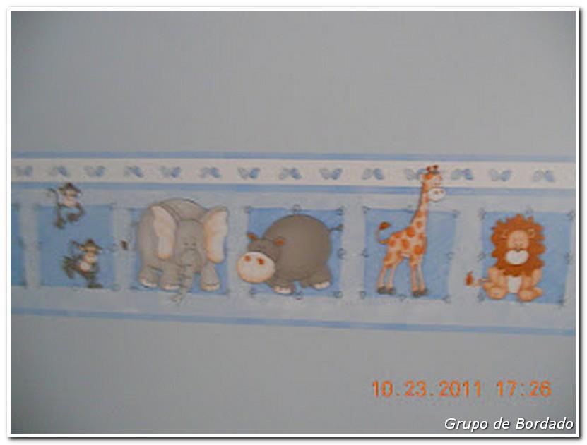 Adesivos de Parede Infantis - Fran Adesivos