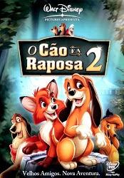 Filme O Cão E A Raposa 2 Dublado AVI DVDRip