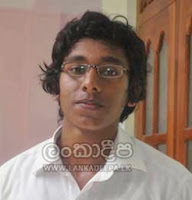 Adhitha Weerasiri Dias of Richmond College Galle