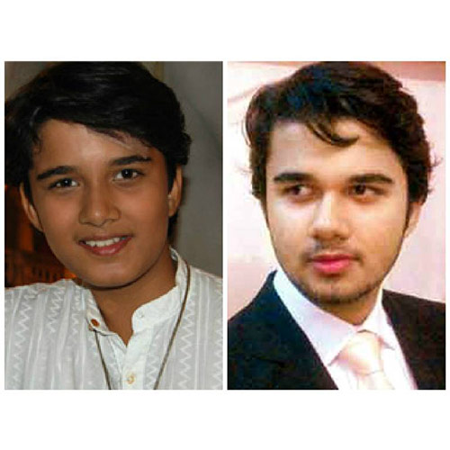 child and young images of actors