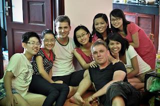 wietnamscy znajomi