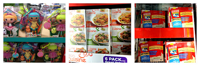 Lalaloopsy, Lean Cuisine, Horizon Organic Milk, #FrozenFavorites, Sam's club,