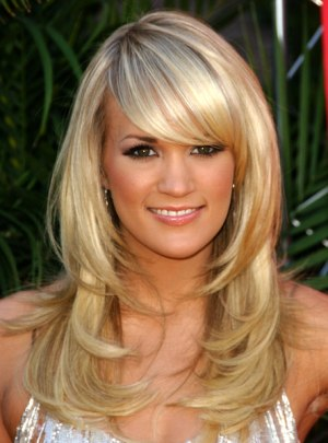 Long Length Celebrity Hairstyles
