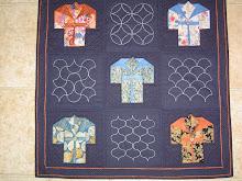 3D Kimonos and Sashiko