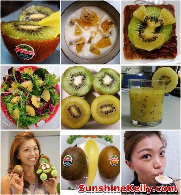 Zespri Kiwifruit, Zespri Green, Zespri SunGold, Zespri doll, sunshine kelly