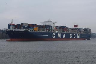 CMA CGM Magellan