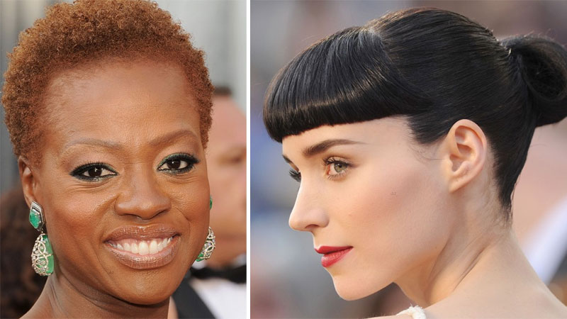 make8 As melhores maquiagens do Oscar 2012