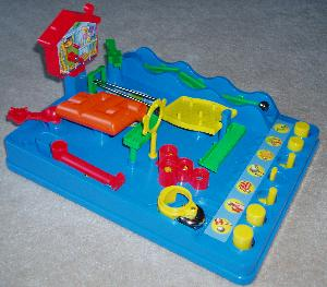 Screwball Scramble.
