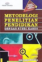 AJIBAYUSTORE  Judul Buku : Metodelogi Penelitian Pendidikan Dengan Studi Kasus Pengarang : Jasa Ungguh Muliawan   Penerbit : Gava Media