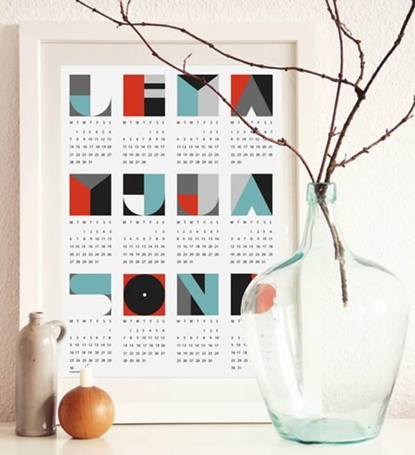 kalendar-2013-unik-kreatif