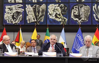 Proponen la fuerza de paz Cruz del Sur para actuar en Colombia 58