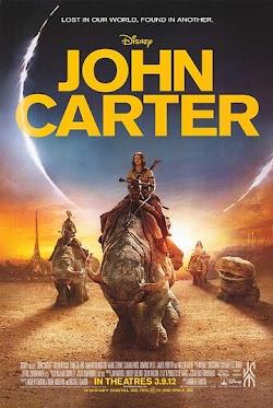 Người Hùng Sao Hỏa - John Carter (2012) Poster