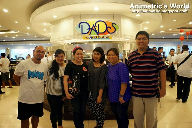 Dads World Buffet Megamall