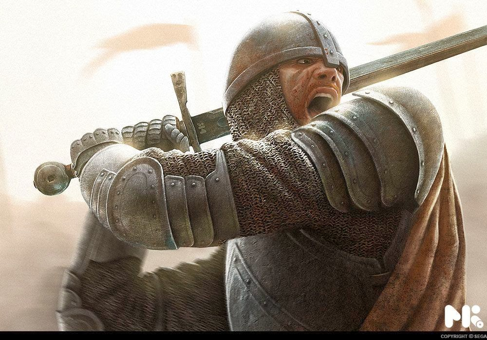 Knight w/sword