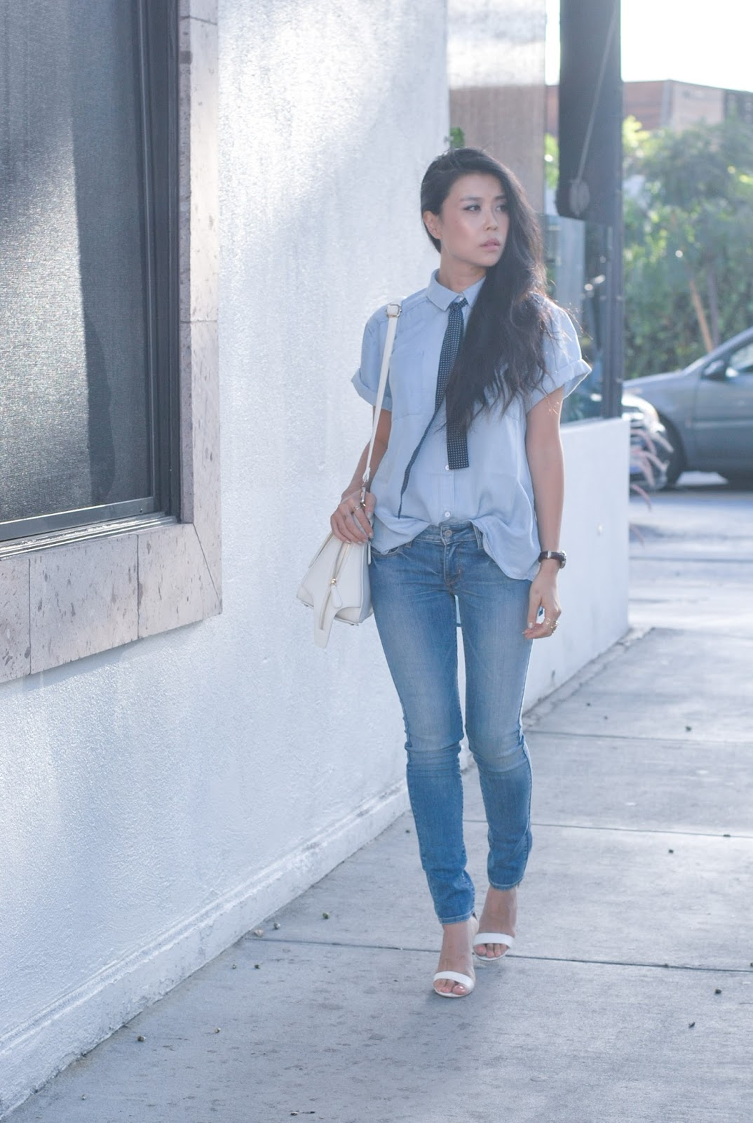 Jenny Wu LA fashion lawyer style beauty blogger