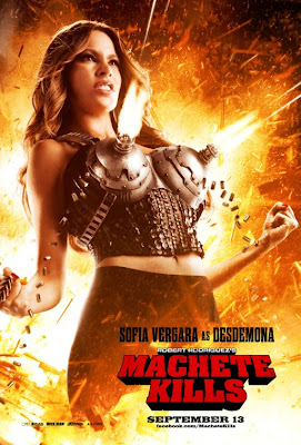 Sofia Vergara Poster for Machete Kills