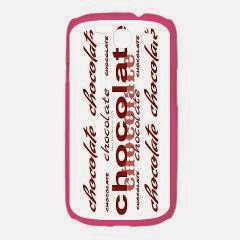 Celebrate Chocolate Galaxy S3 Case