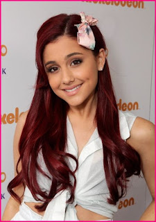 Ariana Grande Brown Hairstyles