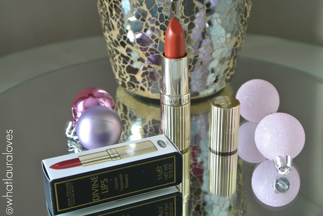 Joan Collins Timeless Beauty Divine Lips lipstick in Amanda Review