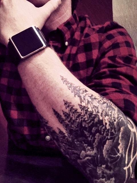 ♥ ♫ ♥ sleeve tattoo for man  ♥ ♫ ♥