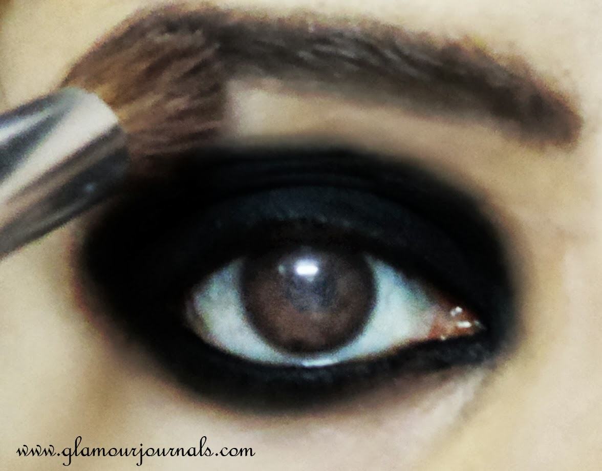 Easy Black Smokey Eye Tutorial and A Trivia About Me ...