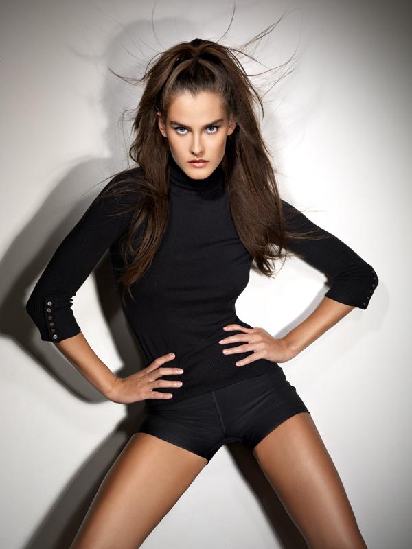 Victoria's Secret Models: Melissa Baker