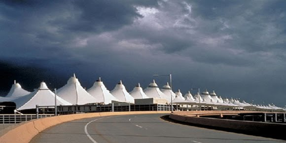 Sitios Siniestros El Aeropuerto de Denver