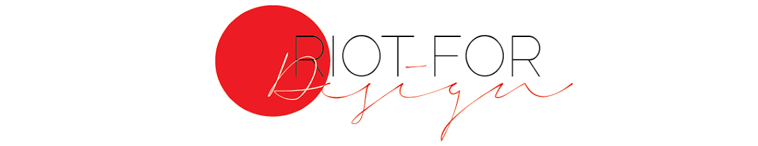 Riot For Design