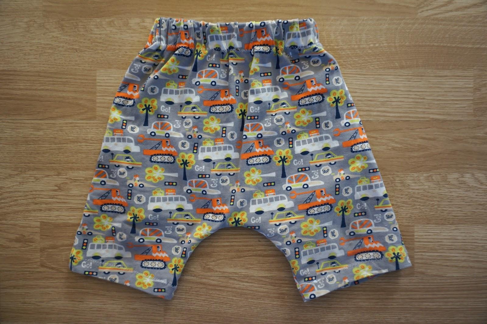 baggy bukser mønster