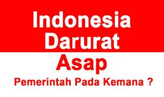 Indonesia Darurat Asap, Pemerintah Tak Berkutik