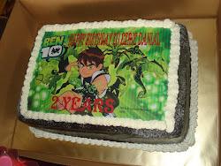 Cake Birthday OneiL