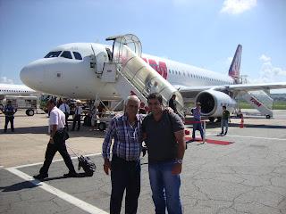 Tio Toninho e Luiz
