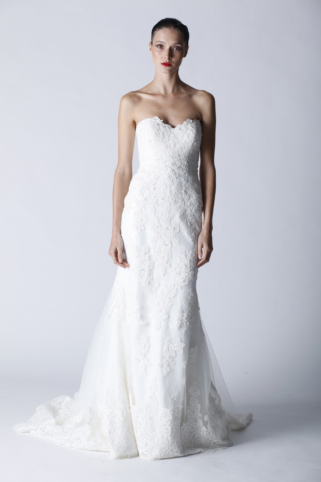 The Blushing Blog: New 2012 gowns from Priscilla of Boston!