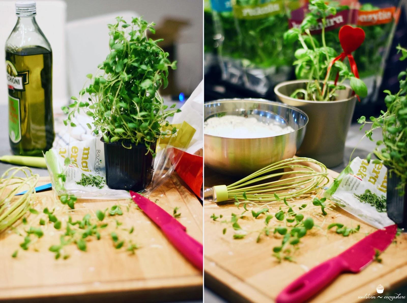 Świeże zioła - najlepsze!