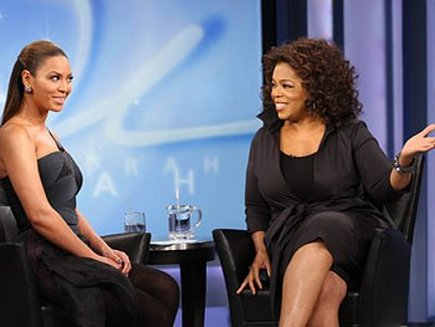 to Houston  The sister hosting that local talk show was Oprah WinfreyOprah Winfrey Show Set