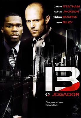13: O Jogador - DVDRip Dual Áudio