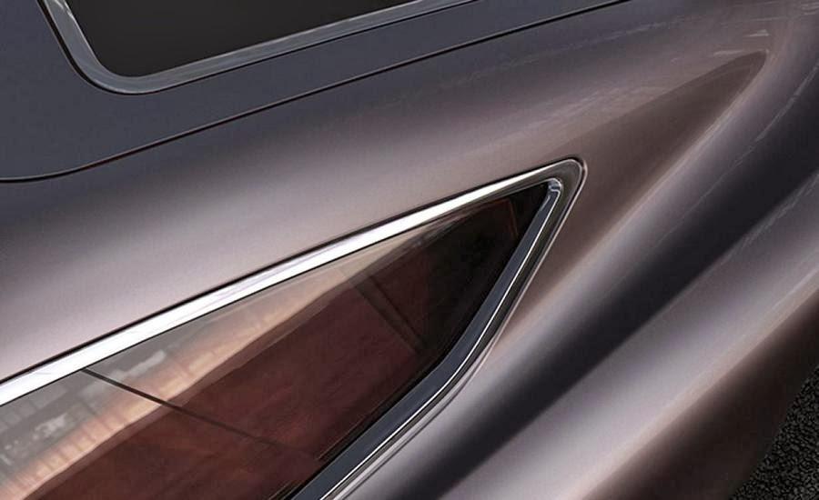 David Brown Automotive 'Project Judi' (2014) Side Detail