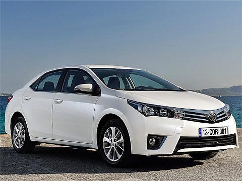 2014 Toyota Corolla EU-Version Japanese car photos