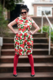 Miss Demeanour dress