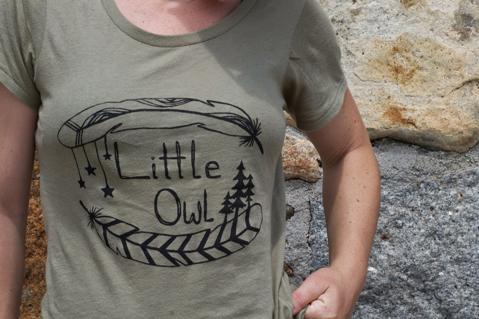 New Little Owl design/logo!