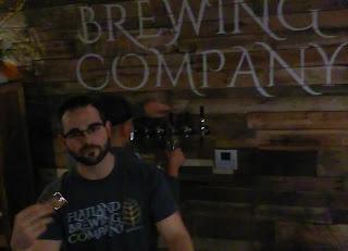 Grand Opening of Elk Grove's Flatland Brewing Draws Huge, Happy Craft Beer Drinking Crowd