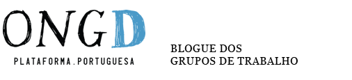 Plataforma ONGD | Grupos de trabalho